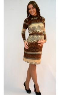 Платье для беременных и кормления арт. 2104