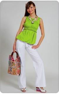 Блуза арт. 440 салатовый