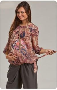 Блуза из шифона - арт. 462