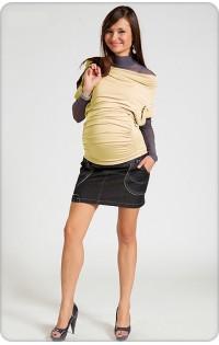 Блуза - арт. 495 экрю.