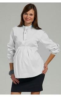 Блуза - арт. 467 белый