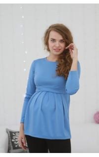 Туника Мила голубая