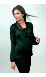 Блузки для беременных осень зима
