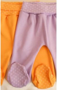 Штанишки трикотажные арт. ш905 оранжевый
