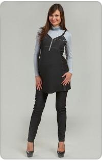 Костюм черная джинса - арт. 819