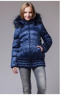 Куртка (зима) - арт. М-900023 - синий.