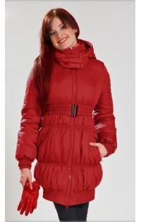Куртка - трансформер (зима-весна-осень) -  арт. 902 красный