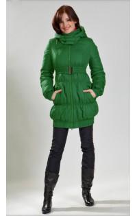 Куртка - трансформер (зима-весна-осень) -  арт. 902 зеленый