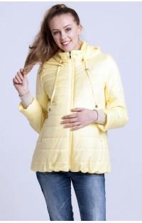 Куртка (весна) - арт. Мила желтый