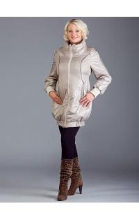 Куртка (весна - осень) 129002 бежевый