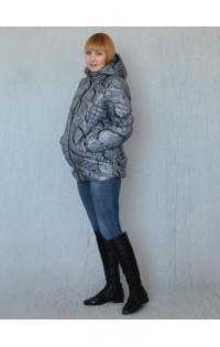 Куртка арт.  В-202 серый (весна)