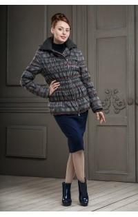 Куртка (весна - осень) Верона серый