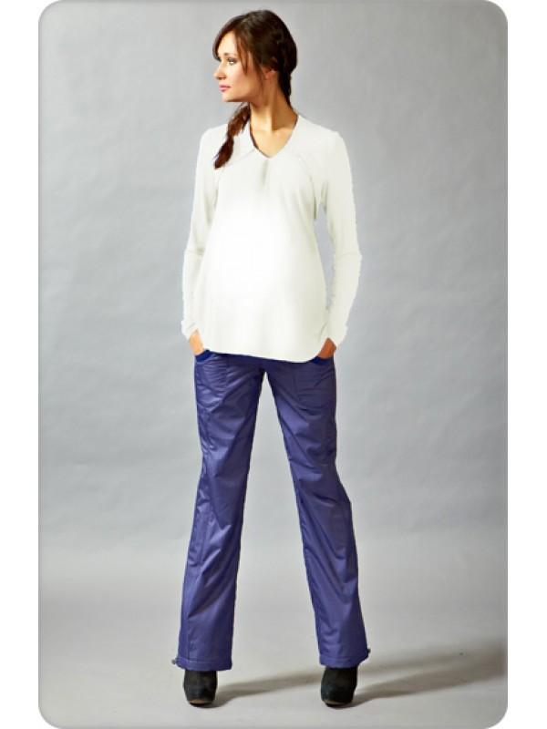 bca5eca5d759 Зимние брюки для беременных (плащевка на синтепоне) - арт. 550 ...