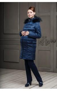 Пальто - арт. Одри - синий