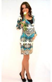 Платье для беременных и кормления - арт. 2101-02
