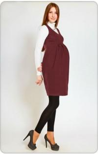 Платье - арт. 600 (бордо)
