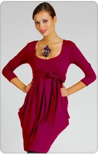 Платье - арт. 636 фуксия