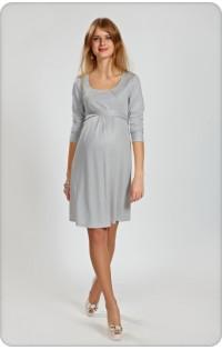 Платье - арт. 655 св.серый