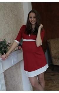 Платье  - арт. Анна  бордо