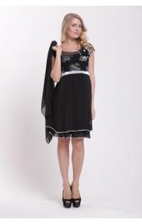 Платье нарядное для беременных - арт. 6793