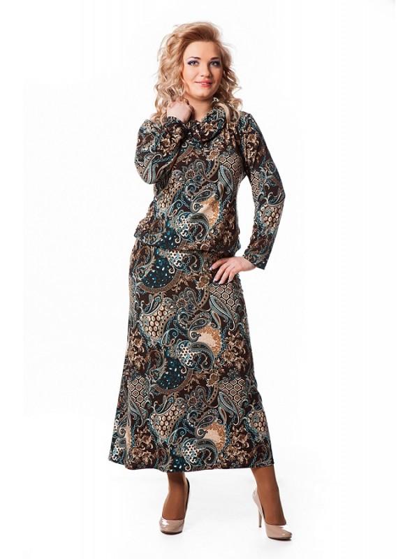 Купить женскую одежду большого размера доставка