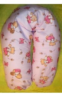 Подушка для беременных и кормления 180х110 см