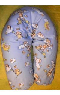 Подушка для беременных и кормления 160Х110 см