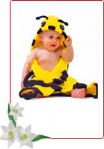 Детские полотенца - костюмы