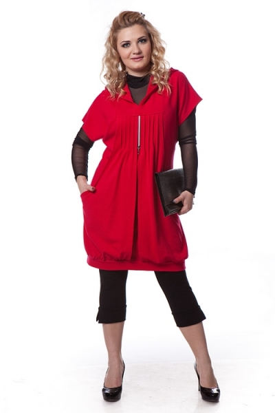 Женская одежда больших размеров сударушка